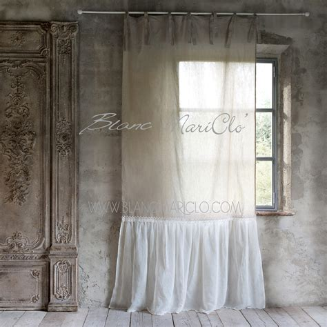 Tende Shop On Line by Tende Shabby Chic Salotto Ikea Bianche Per Bagno In Lino