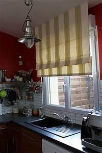 cuisine la deco a facon artisan tapissier With store bateau pour cuisine