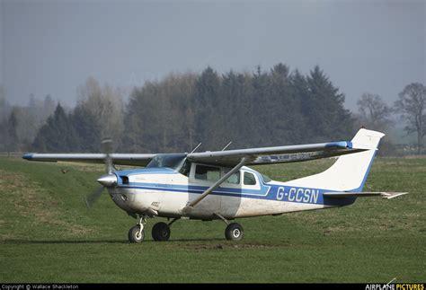 g ccsn scottish parachute club cessna 206 stationair all at strathallan id