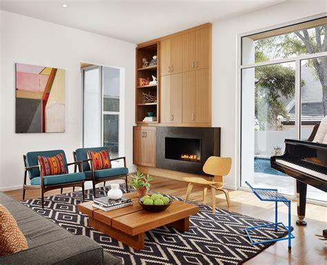 balance cuisine vintage mid century modern living room ideas to beautifully blend