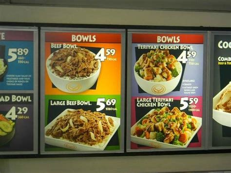 ca cuisine signs on overhead menu with prices picture of yoshinoya restaurant cupertino tripadvisor