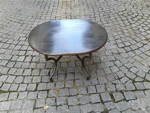 Table De Jardin Exterieur : table basse exterieur fer ~ Premium-room.com Idées de Décoration