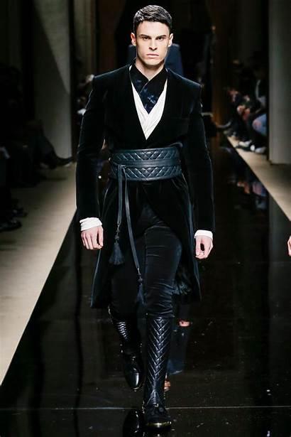 Balmain Menswear Fall Mens Paris Anakin Fantasy