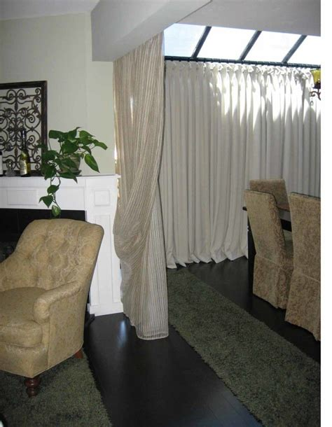 H Insulated Room Divider Curtains Room Divider Curtains