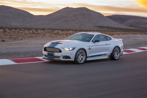 750hp Celebration Shelby American To Build 500 2017 Super