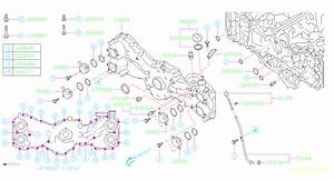 806944060 - Engine Timing Cover Gasket