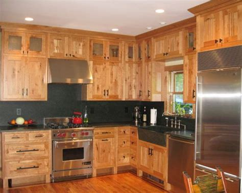rustic cherry kitchen cabinets rustic cherry cabinets ideas pictures remodel and decor 4964