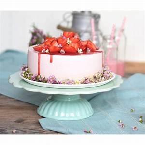 Tortenplatten Mit Fuß : ib laursen tortenplatte mynte in mintgr n cake stands bei home of cake ~ Eleganceandgraceweddings.com Haus und Dekorationen