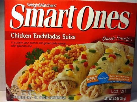 cuisine weight watchers smart ones food dude
