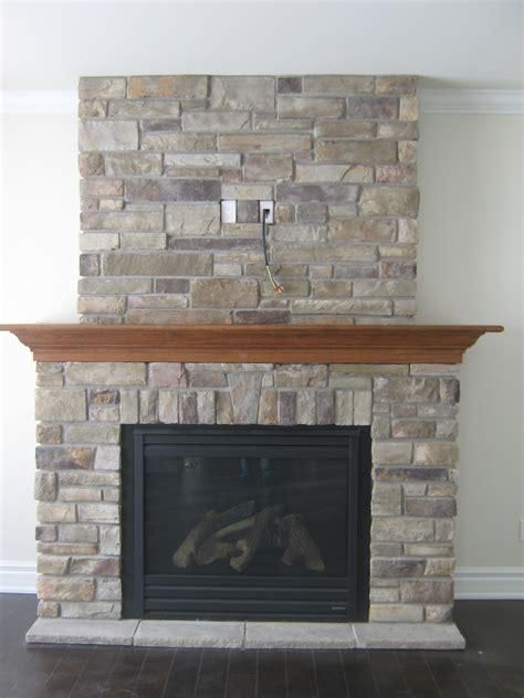 stone fireplace rick minnings cultured stone work