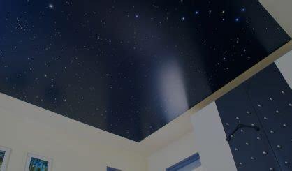 etoile chambre plafond ciel étoilé led plafond chambre etoile mycosmos