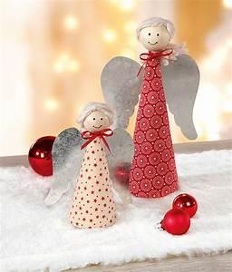 Weihnachtsdeko Zum Selber Basteln : fr hliche engel basteln buttinette blog ~ Whattoseeinmadrid.com Haus und Dekorationen