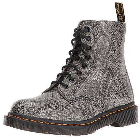 dr  martens womens pascal viper leather air wair boots ebay