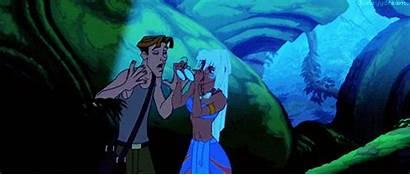 Disney Kida Atlantis Princess Glasses Empire Lost