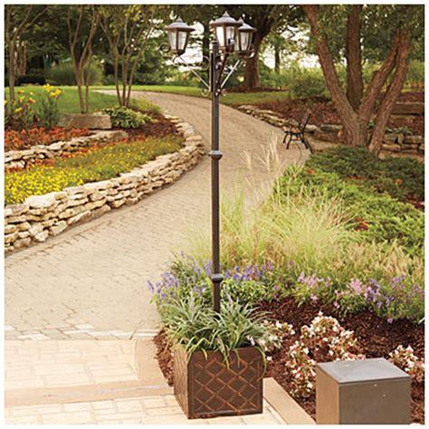 big lots patio lights wilson fisher solar light post big lots