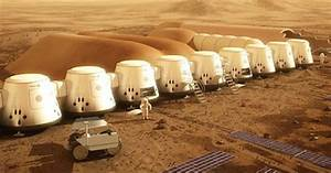 One-way Ticket to Mars, Please: Startup Plans Space Colony ...