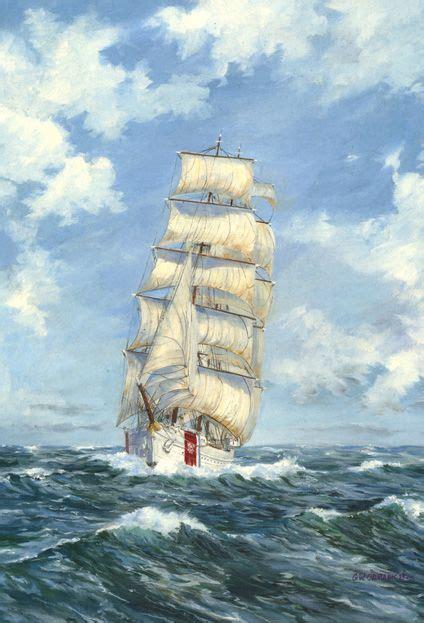 Tall Sailing Ships Paintings