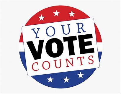 Election Vote Clip Clipart Counts Voting Elections