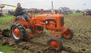 Allis-chalmers C Specs And Data