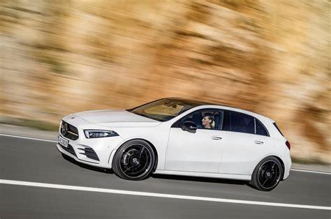 Mercedes Class 2019 by Official 2019 Mercedes A Class Gtspirit