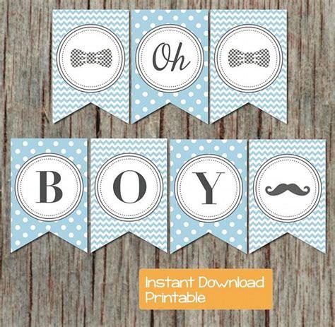 boy  boy printable baby shower bumpandbeyonddesigns