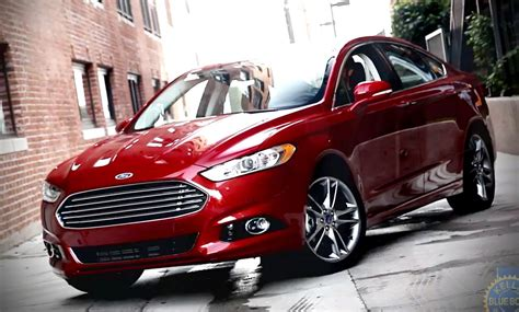 2015 Ford Fusion Hybrid Overview