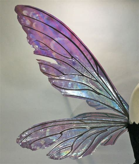 wings fairy pixie iridescent costume fire fancy etsy shape butterfly dragonfly pretty painted frog teasel inspiration character clothes wing weneedfun