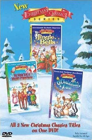 classic christmas belles new christmas classic series jingle bells we wish you a