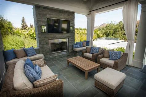 pictures of custom fireplaces bbq s in ventura county