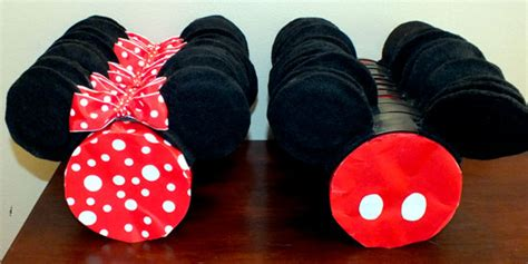 diy mickey minnie mouse ears  sisters