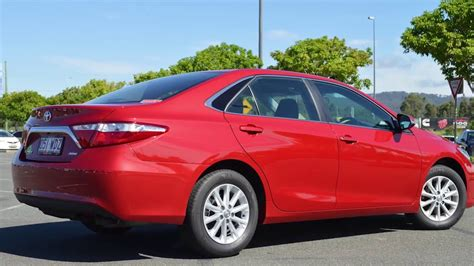 2016 Toyota Camry Altise Review
