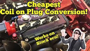 Most Affordable Coil On Plug Setup