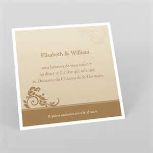 carte invitation mariage modele de carte d 39 invitation mariage exemple et idée de invitation cérémonie réf e12l t