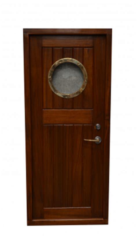 porte de cabine de bateau 60 150 cm antiquites de marine casque de scaphandrier meuble de