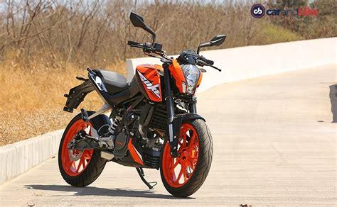 Review Ktm Duke 200 by 2017 Ktm 200 Duke Ride Review Ndtv Carandbike