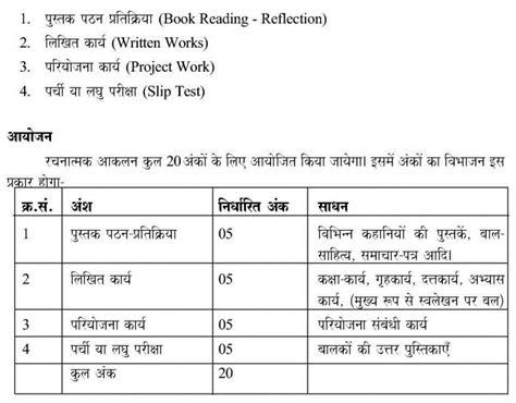 10th class hindi formative summative assessment 10th hindi