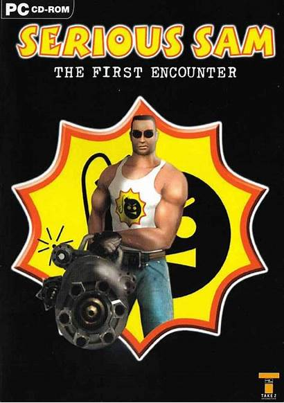 Serious Sam Encounter Pc Games Box Version