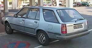 Renault 18 Gts Break 82  83
