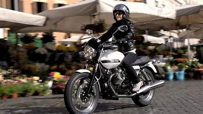 Biker Motorcycle Guzzi Moto Wallpapers Desktop Speed