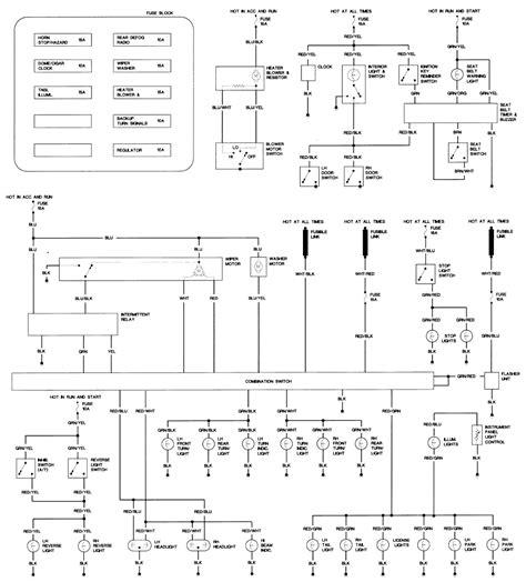 mazda 323f wiring diagram efcaviation