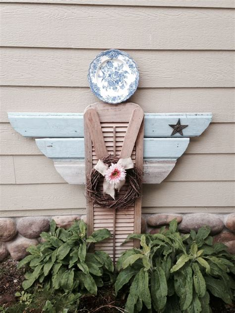 Best Wood Angels Images Garden Angel Design