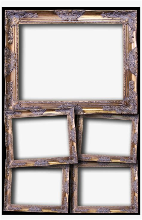 multiple picture frame png  png  pngkit