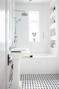 comment agrandir la petite salle de bains 25 exemples With comment amenager un jardin tout en longueur 18 renovation douche italienne