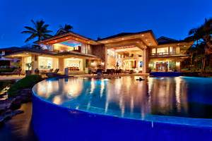 Image of: Luxury Beachfront Estate Maui Idesignarch Interior Design Architecture Interior Find Out The Right Swimming Pool Designs