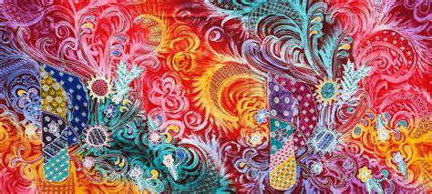 batik tapestry batik fabric