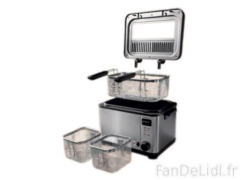 friteuse et cuisine friteuse cuisson et cuisine fan de lidl fr