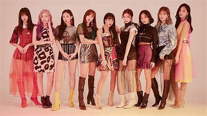 Twice Allure Pop Hair Makeup Evolution Yes
