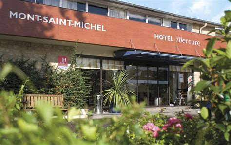 mercure mont michel pontorson book your hotel with viamichelin