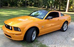 Grabber Orange 2009 Ford Mustang Gt Coupe