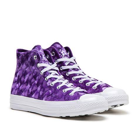 converse  golf le fleur chuck   tillandsia purple